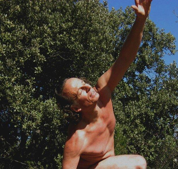 Danse sentiers du bivouac