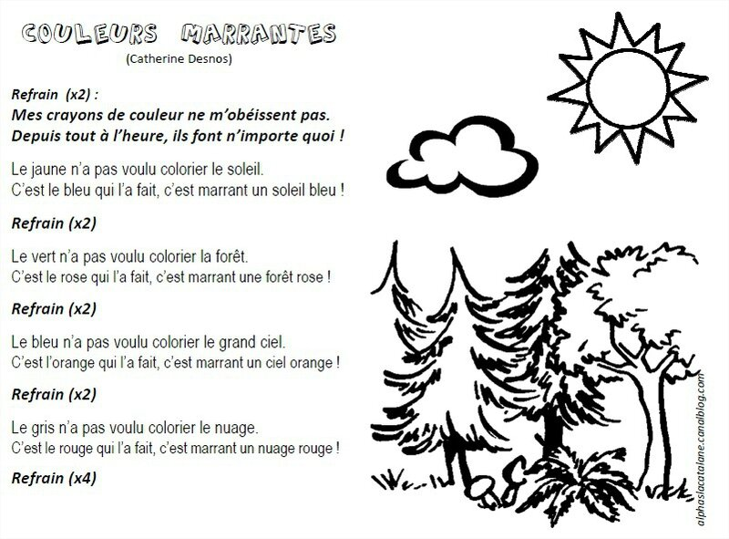 Couleurs marrantes (LaCatalane) 2