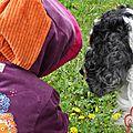 Cap pour un manteau aux couleurs de printemps