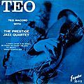 Teo Macero with the Prestige Jazz Quartet - 1957 - Teo Macero with the Prestige Jazz Quartet (Esquire)