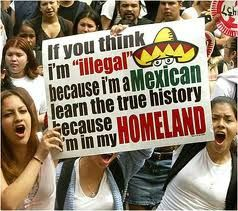 immigration mexican immigrant demonstration