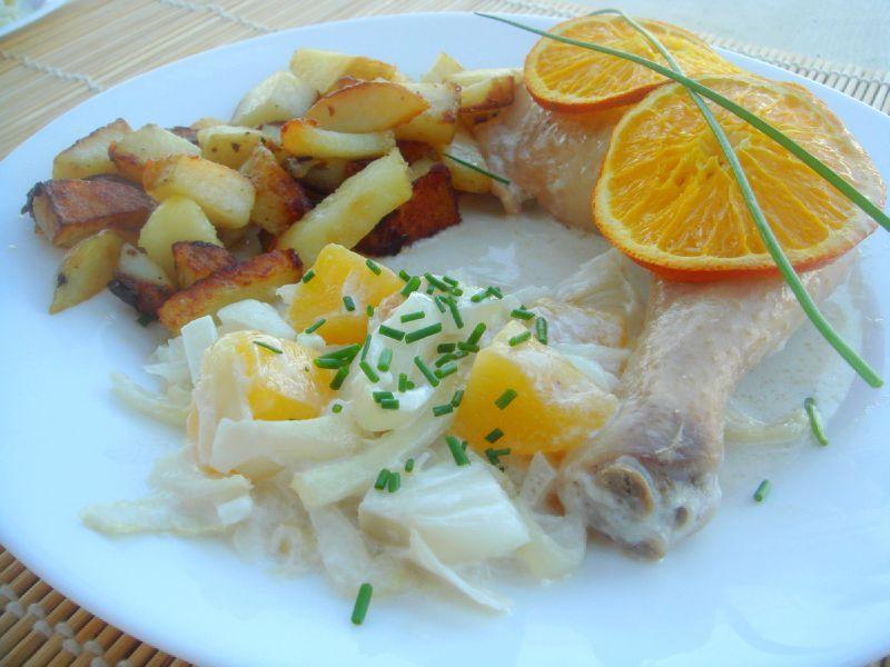 Cuisses de poulet coco mangue ou comment cuisiner dans - Comment cuisiner une cuisse de poulet ...