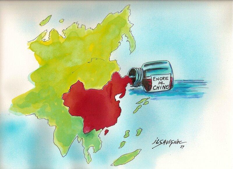 Chine 1989