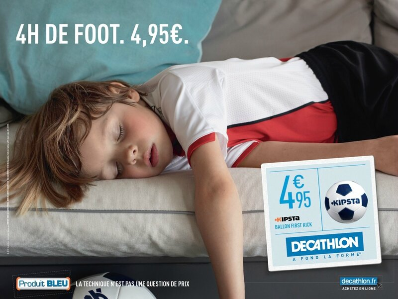 DECATHLON FOOT sur DirComLe Blog de Frederic FOUGERAT