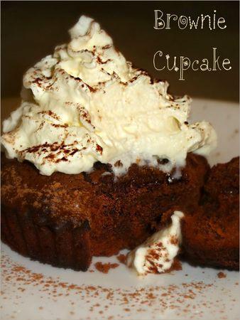 brownie cupcake re