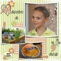 Manon a 9 ans