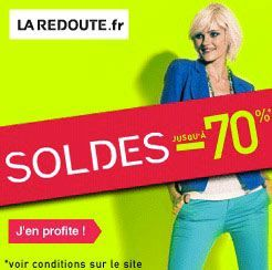 Soldes la redoute code promo reduction 2012 soldes code - Coupon de reduction delamaison ...