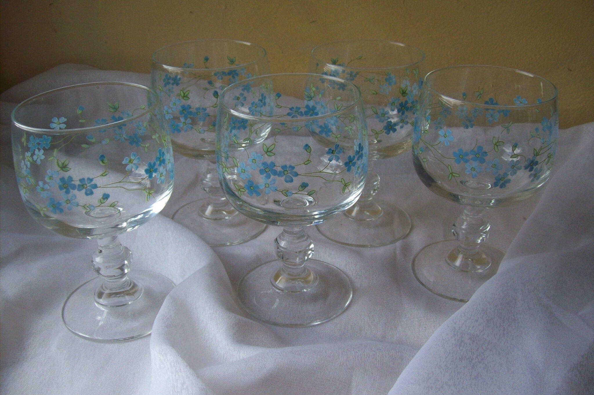 verre a eau arcopal