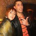 Deborah et dj Baz