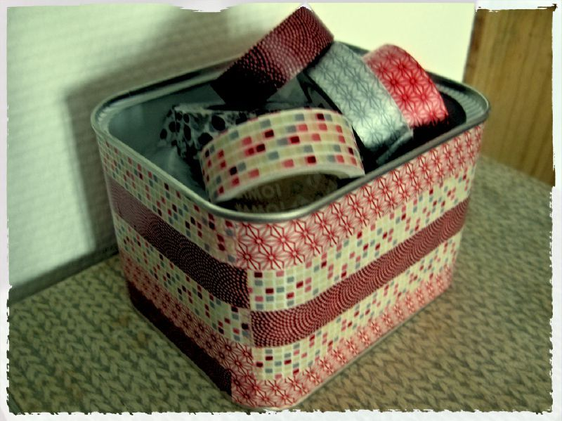quand une vulgaire bo te de conserve devient jolie bo te le blog de val rid es. Black Bedroom Furniture Sets. Home Design Ideas