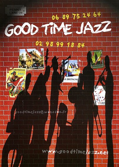 Plaquette : Good Time Jazz