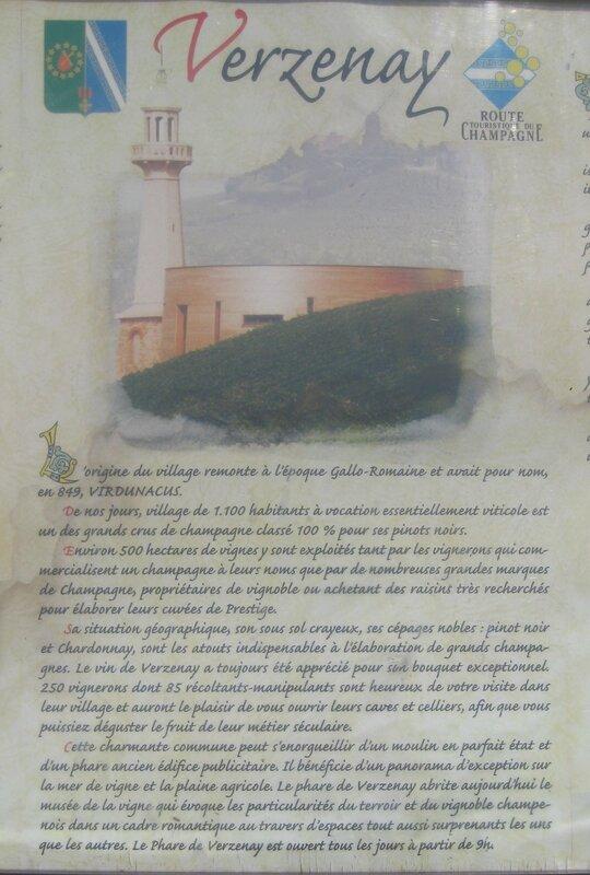 LA CHAMPAGNE 41