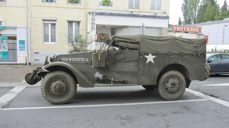FOURMIES-Festivités Libération Fourmies 1944 015