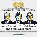 Physics nobel prize goes to scientists who perfected led light