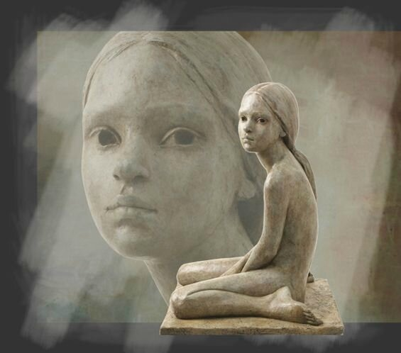 berit hildre--art-sculptures-modern-sculpture