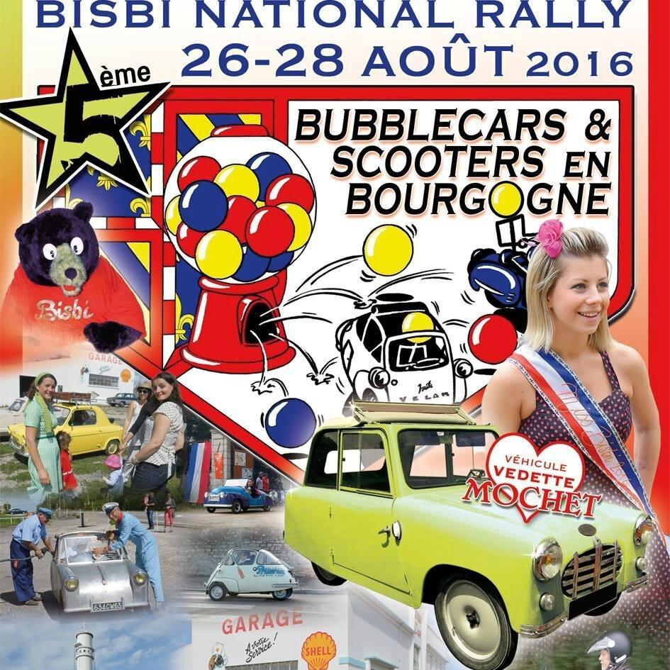 Les bubble cars envahissent l'Usine Aillot!