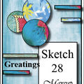 Sketch carte Marsup 28