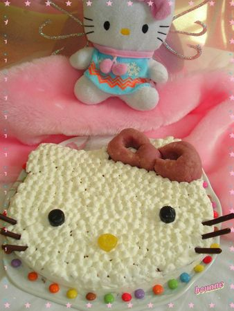 gâteau hello kitty (1)