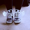 Elles me donnent des ailes...