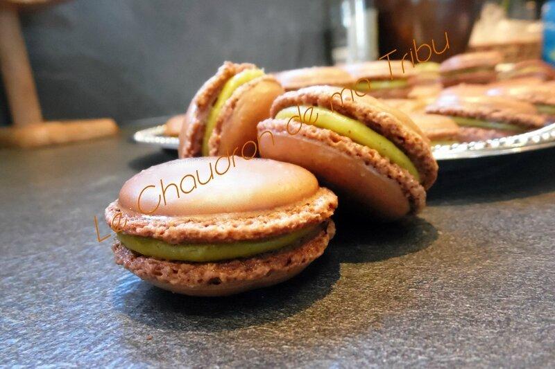 macaron chocolat-pistache (5)