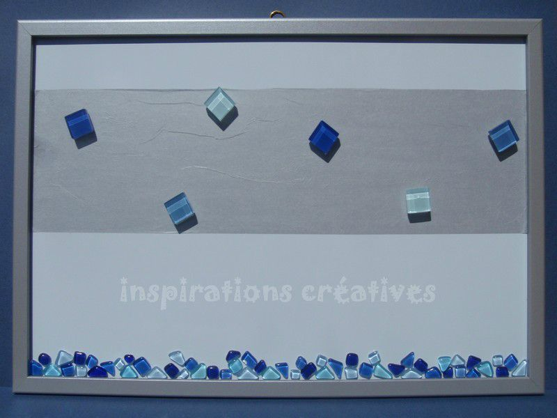 Id e de tableau magn tique customis inspirations cr atives - Tableau magnetique photo ...