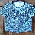 T shirt poppy