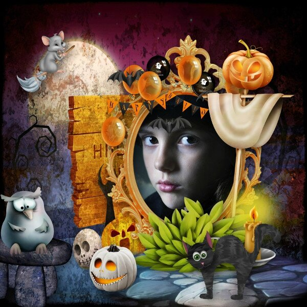 Kastagnette_HalloweenParty - photo Pixabay