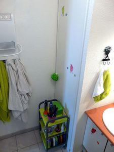 Etagère de salle de bain