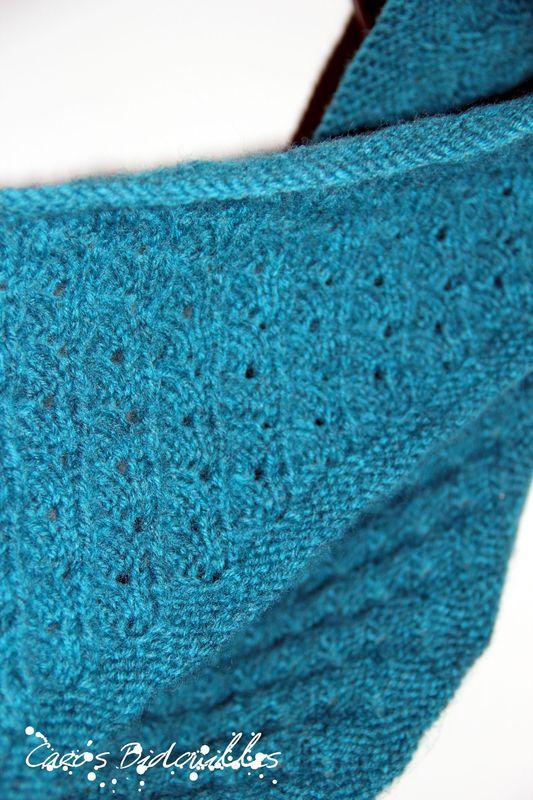 comment tricoter moins serre