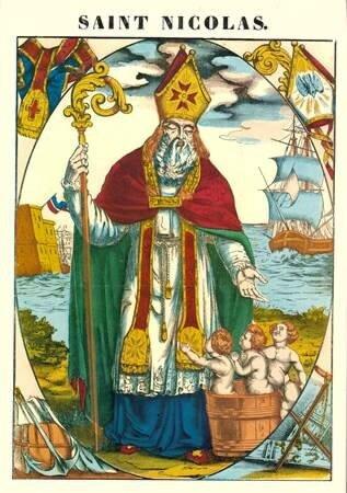 6 Décembre St Nicolas