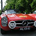 2009-Annecy-Tulipes-Mercedes Benz-300 SL-02