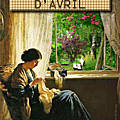 Broderie d'avril