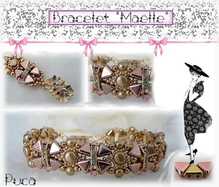 Planche Maëlle Pink