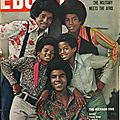 The jackson 5, hottest young group in history - ebony, septembre 1970