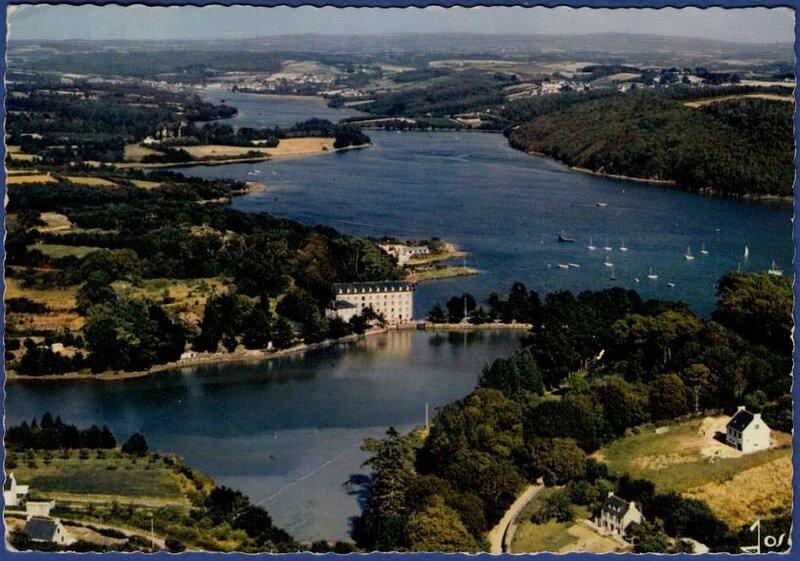 Moulin à Mer et rivière