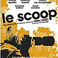 J'ai un scoop !