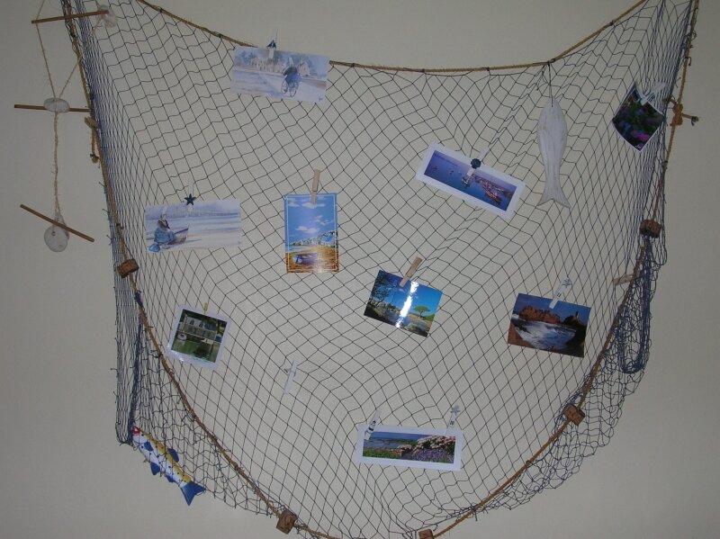 souvenirs des cartes postales