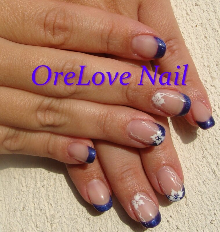 galerie nail art orelove nail. Black Bedroom Furniture Sets. Home Design Ideas