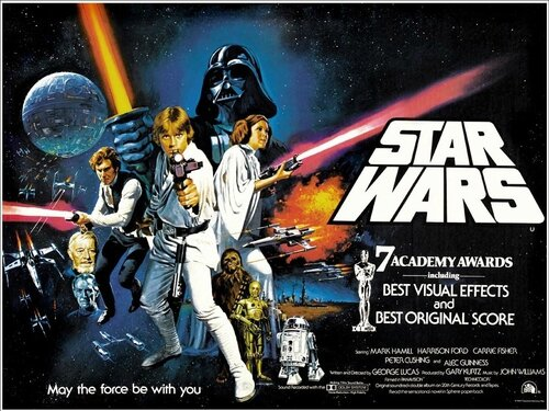 Saga Star wars : lecture ésotérique de la Guerre des Etoiles (1 sur 7)