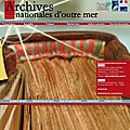 le nouveau site des archives d'Outre-mer