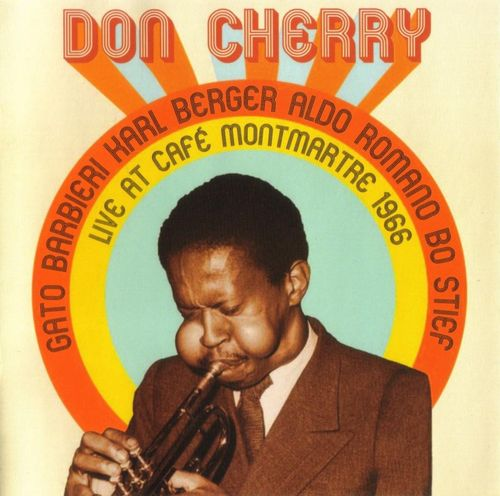 Don Cherry - 1966 - Live at Cafe Montmartre 1966, Vol