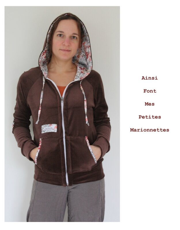 veste velours marron 7