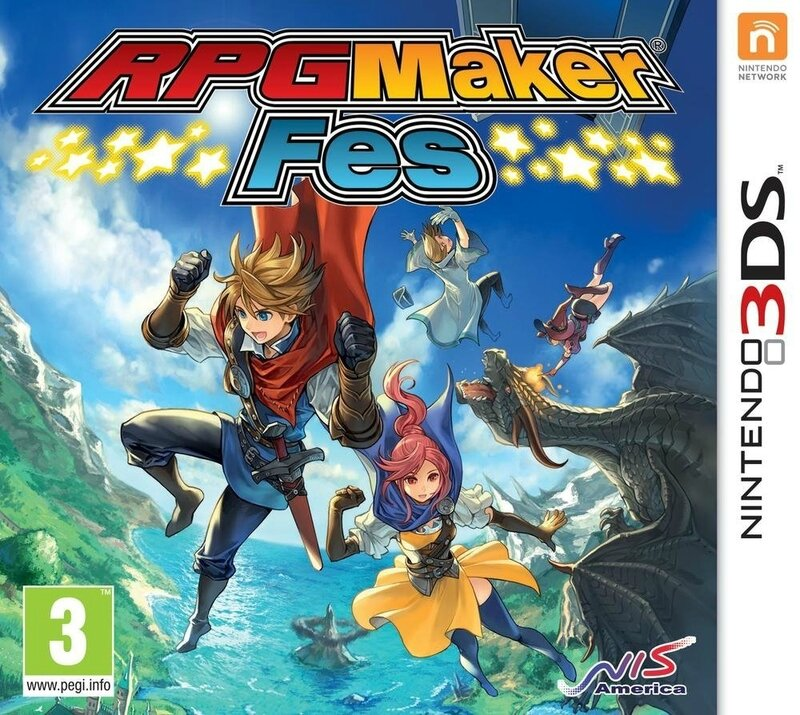 RPG Maker 3DS