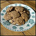 Cookies vgtaliens ou presque