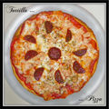 Tortilla ? Pizza ? la solution : tortizza !...