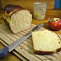 Hokkaido - pain au lait japonais