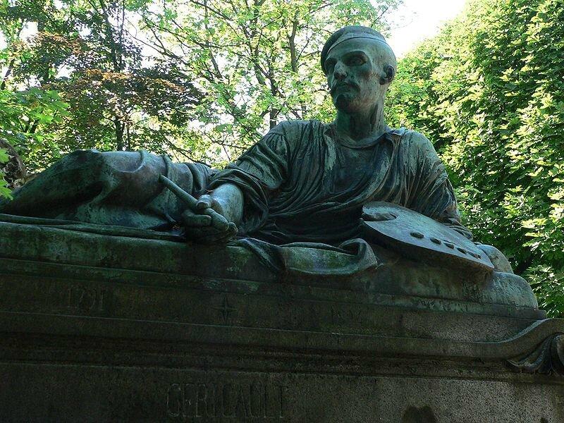 Perelachaise-Gericault-tomb