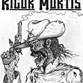 Rigor mortis, de richard mesplède