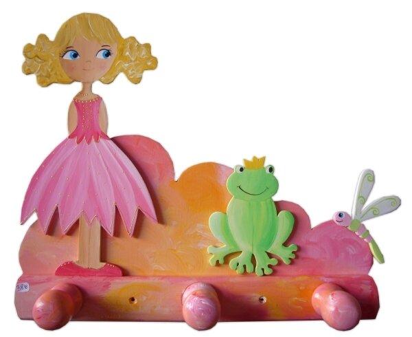 PM princesse,grenouille,libelule