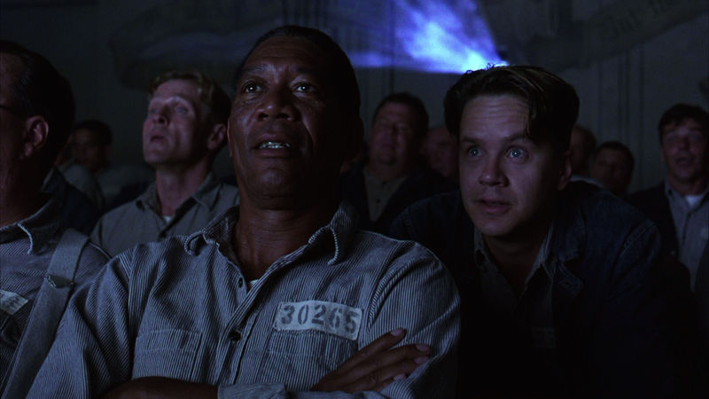 critique of shawshank redemption Is the shawshank redemption family friendly find out only at movieguide the family and christian guide to movie reviews and entertainment news.